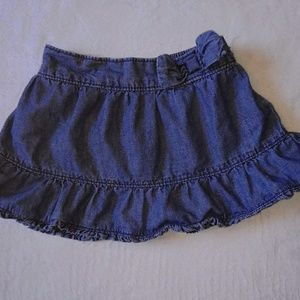 OshKosh Toddler Denim Skirt